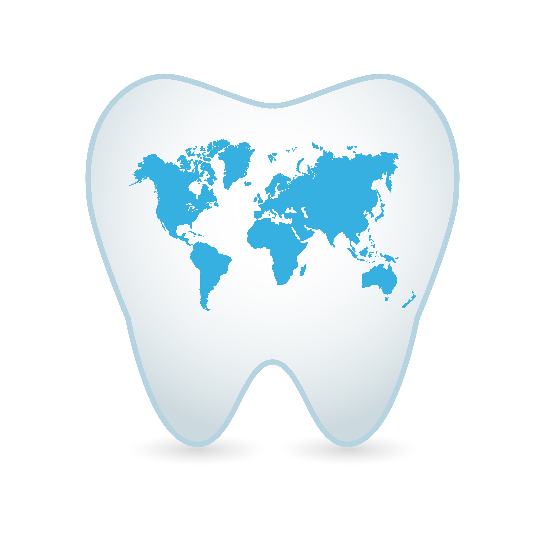 世界と歯科
